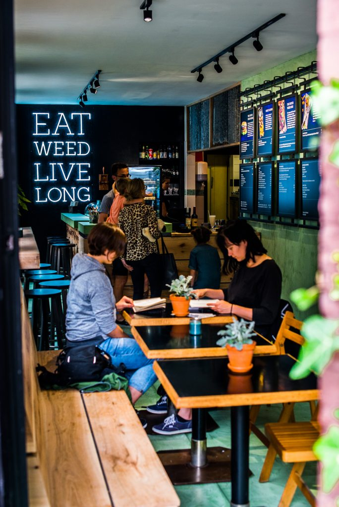The Dutch Weed Burger Joint