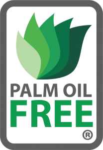 Palm Oil Free certificate