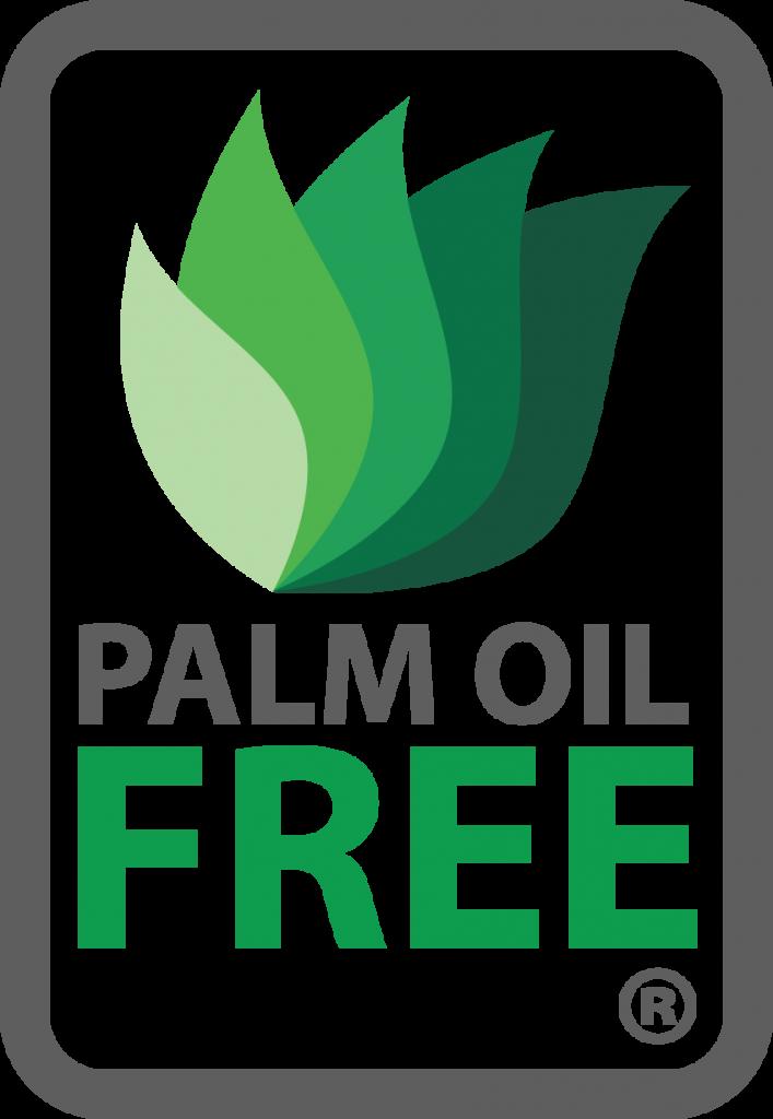 Palm Oil Free certificate