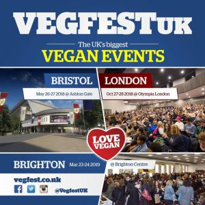 VegFest UK 2018